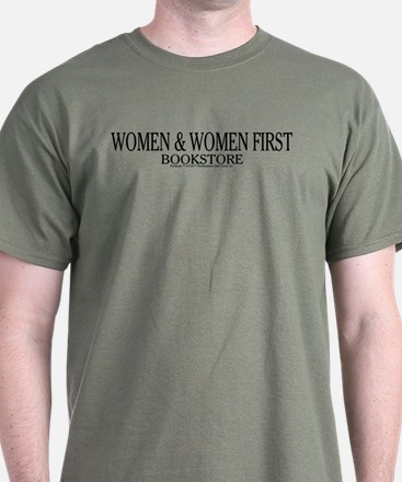 Women And Women First Portlandia T-Shirt