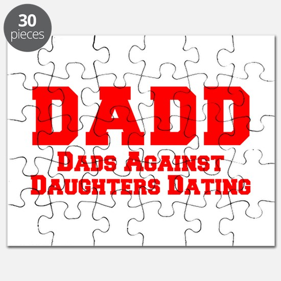 Cute Dads against daughter dating Puzzle