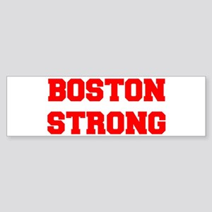 boston-strong-freshman-red Bumper Sticker