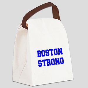 boston-strong-freshman-blue Canvas Lunch Bag