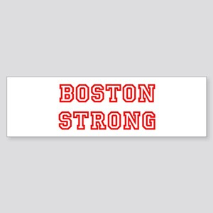 boston-strong-allstar-red Bumper Sticker