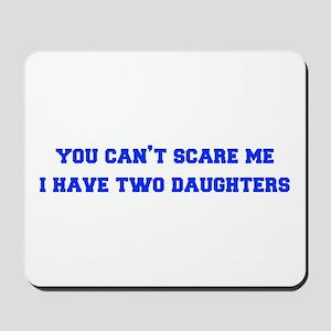 2-daughters-freshman-blue Mousepad