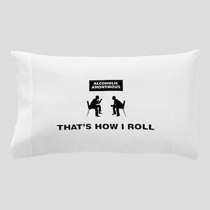 Alcoholic Anonymous Pillow Case