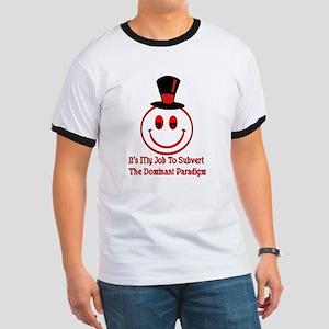 Subvert Dominant Paradigm T-Shirt