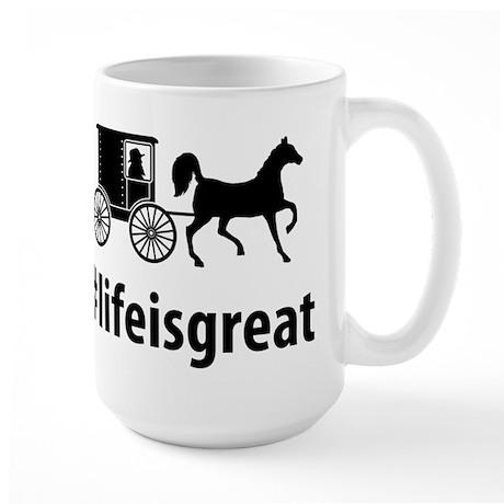 Amish Large Mug
