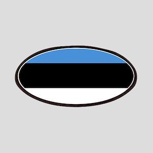 Flag of Estonia Patches