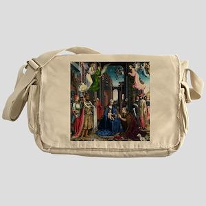 Mabuse: Adoration of the Kings Messenger Bag