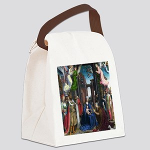 Mabuse: Adoration of the Kings Canvas Lunch Bag