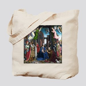 Mabuse: Adoration of the Kings Tote Bag