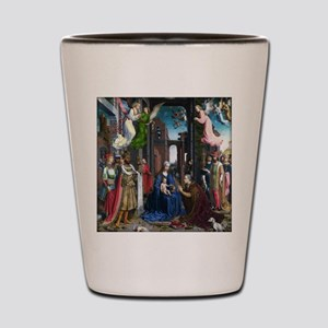 Mabuse: Adoration of the Kings Shot Glass