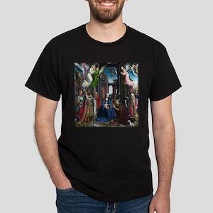 Mabuse: Adoration of the Kings Dark T-Shirt