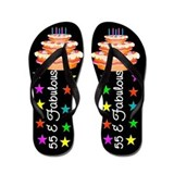 Fabulous at 55 Flip Flops