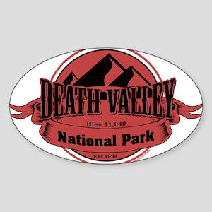 death valley 5 Sticker