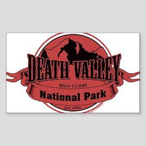 death valley 3 Sticker