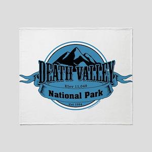 death valley 4 Throw Blanket