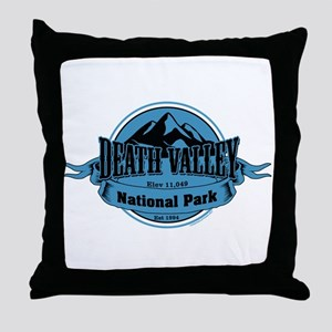 death valley 4 Throw Pillow