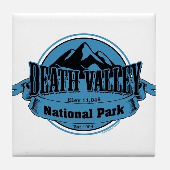 death valley 4 Tile Coaster
