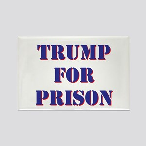 Trump for Prison Magnets