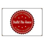 Build The Fence Banner
