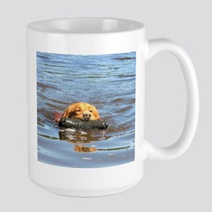 nova scotia duck tolling retriever Mugs