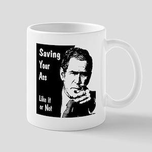 Mug: Saving your Ass
