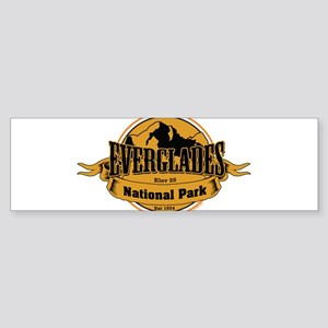 everglades 3 Bumper Sticker