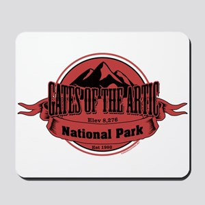 gates of the artic 4 Mousepad