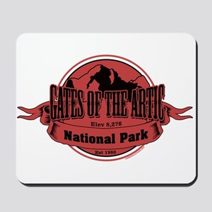 gates of the artic 3 Mousepad