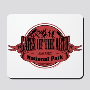 gates of the artic 1 Mousepad