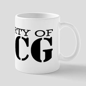 Property of USCG Mug