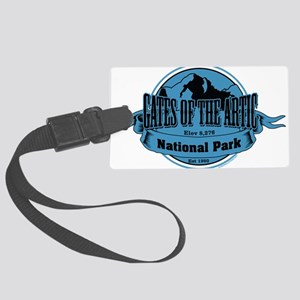 gates of the artic 3 Luggage Tag
