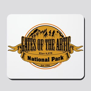 gates of the artic 2 Mousepad