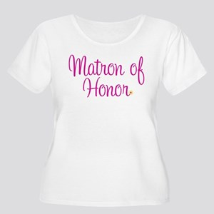 matronofhonor Plus Size T-Shirt