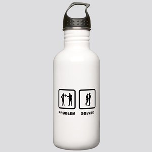 Manhood Check Stainless Water Bottle 1.0L