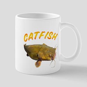 Catfish side Mug