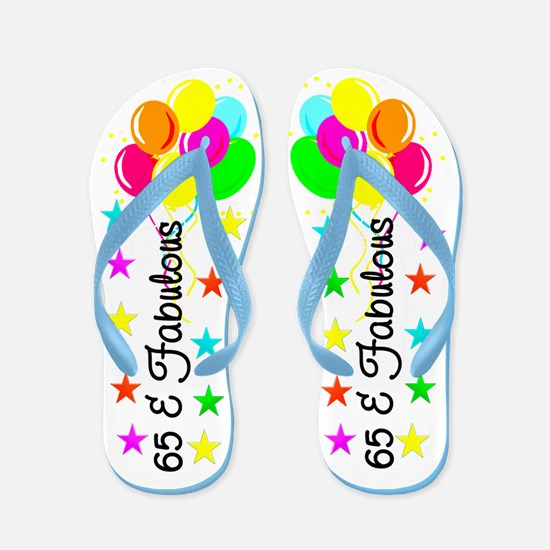 SUPER 65TH Flip Flops