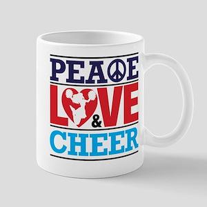 Peace Love and Cheer Mug