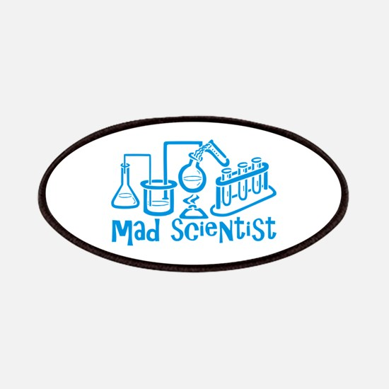 Mad Scientist Patches