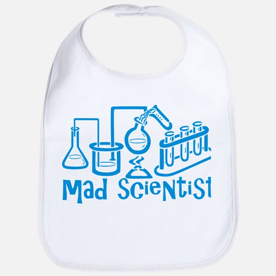 Mad Scientist Bib
