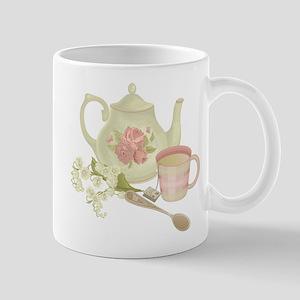 Vintage Old English Teapot Mug