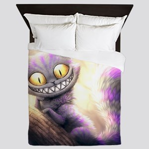 Cheshire Cat Queen Duvet