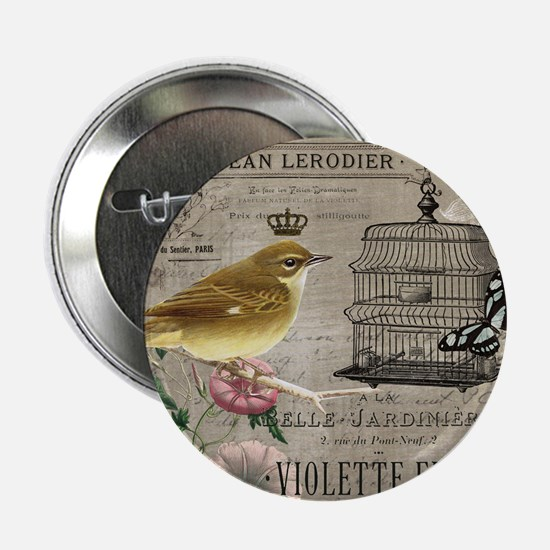 "Heather Myers 002c FRENCH GARDEN birdcage 5 2.25"""
