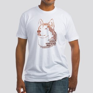 Malamute Words T-Shirt