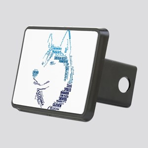 Husky Words Hitch Cover