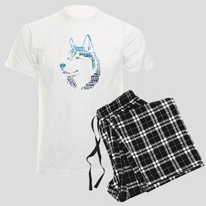 Husky Words Pajamas