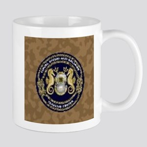 US Navy Diver Mug