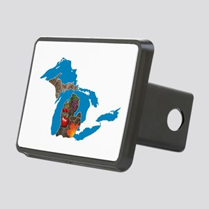 Great Lakes Michigan Harvest Hitch Cover