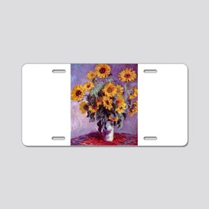 Claude Monet Bouquet of Sunflowers Aluminum Licens