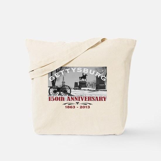 Civil War Gettysburg 150 Anniversary Tote Bag