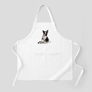 Boston Terrier Apron